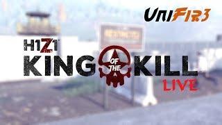 NEW   H1Z1   King Of The Kill   PS4   LIVE Stream   Sub Games?!   Sponsor Goal 3/10