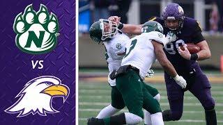 2017 Ashland University Football Playoff Highlights vs. Northwest Missouri State