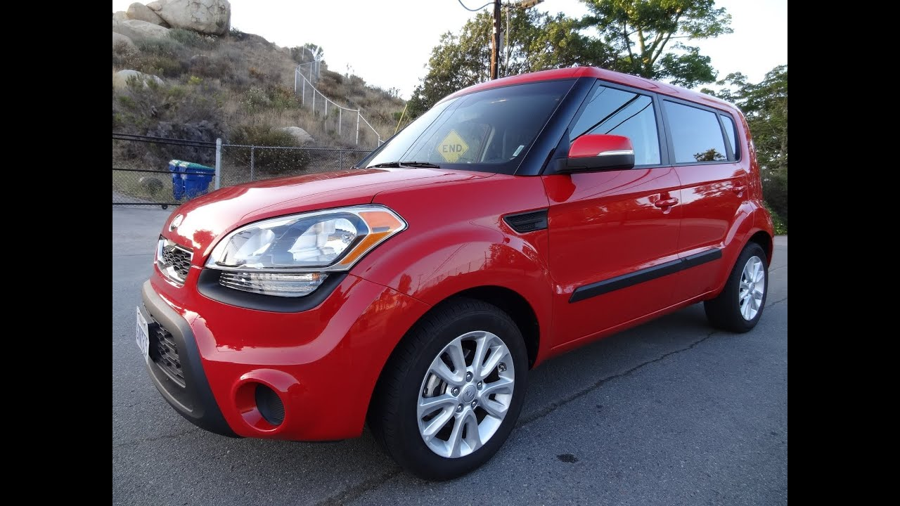Kia Soul Cuv Suv Video Review Walkaround Start Up Test Drive