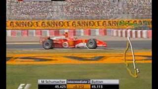 Michael Schumacher - QUALIFYING - Canada