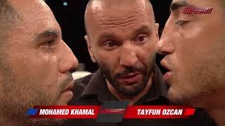 The Enfusion Thriller Tayfun Ozcan  vs Mohamed Khamal    Enfusion #69   Groningen 23.06.2018  