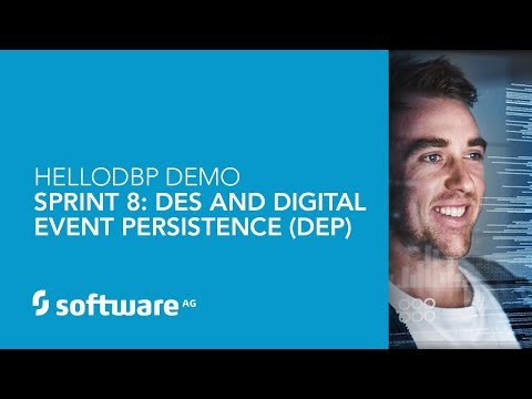 HelloDBP Demo – Sprint 8: DES and Digital Event Persistence (DEP)