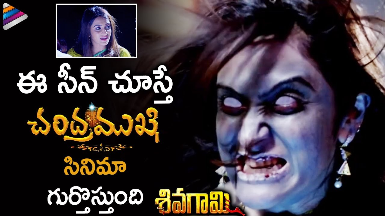 Sivagami Movie Best Horror Scene  | Manish Chandra | Priyanka Rao | Suhasini | Telugu Filmnagar