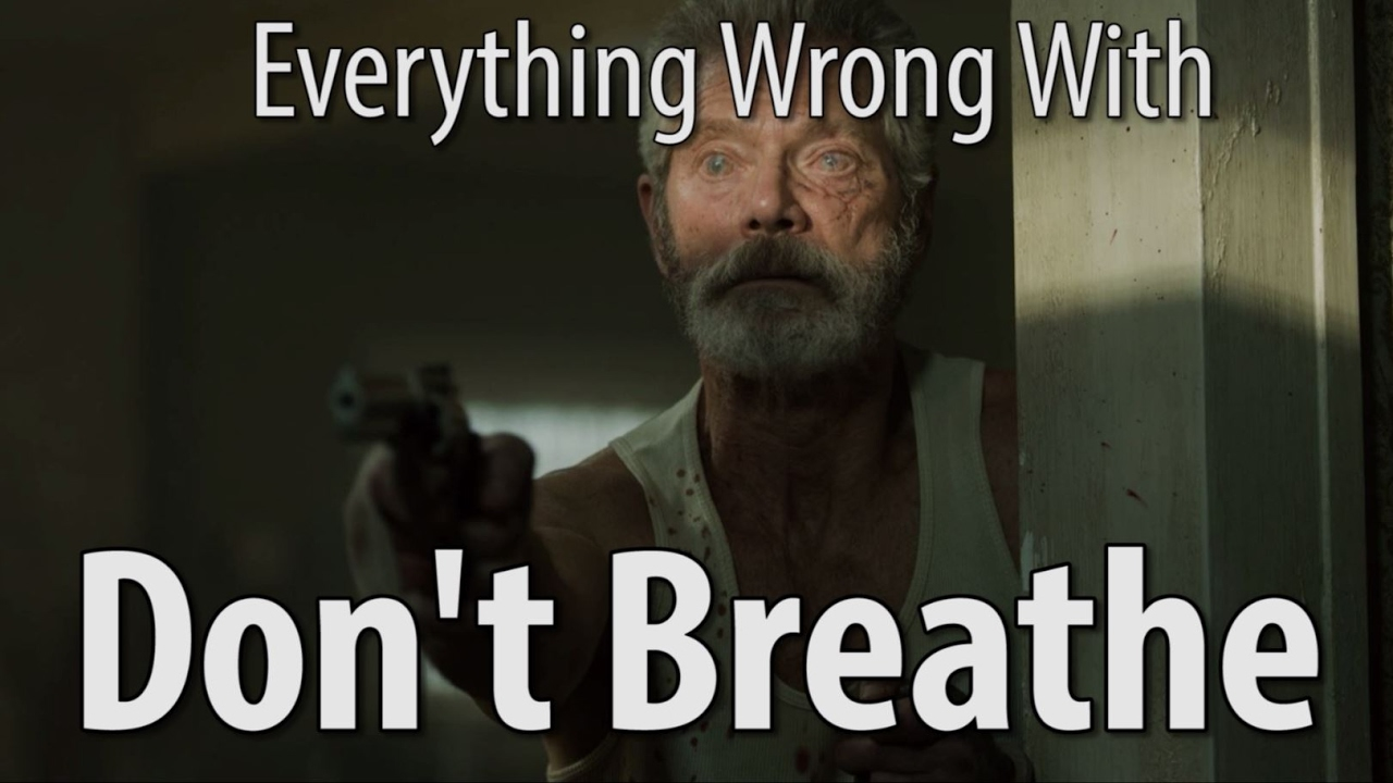 Download Everything Wrong With Don't Breathe In 15 Minutes Or Less