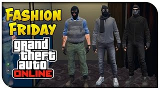 GTA 5 Online - FASHION FRIDAY! (Apocalyptic Free Runner, CSGO Outfits & Roy Harper) [GTA V]