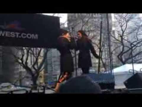 Megan & Liz FULL CONCERT 11/23/2013