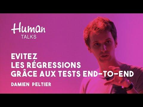 Evitez les régressions grâce aux tests end-to-end par Damien Peltier