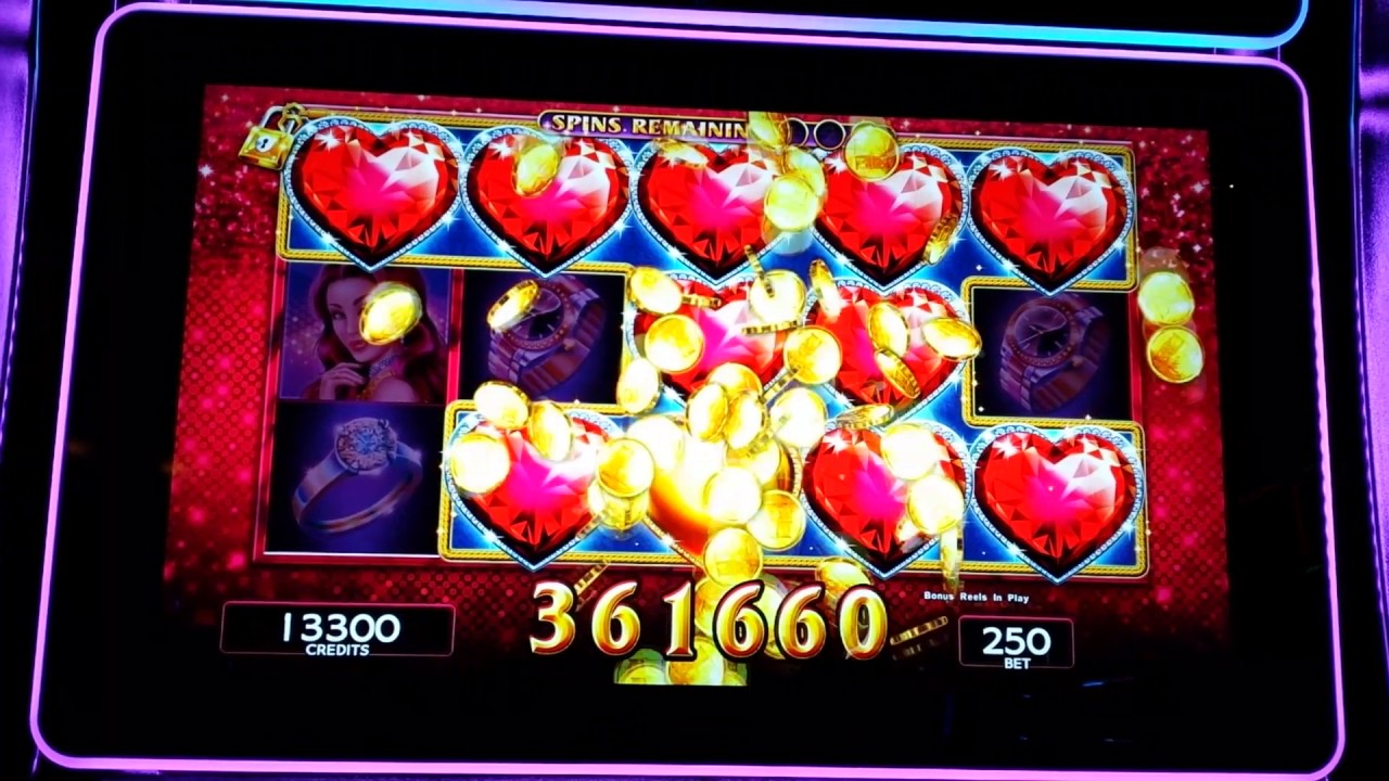 Link slot machine