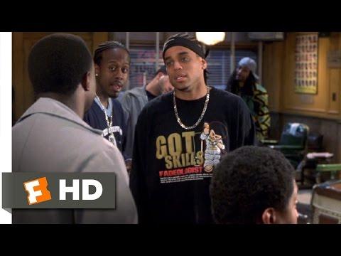 Barbershop (10/11) Movie CLIP - Reparations (2002) HD