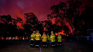 Fire Authorities Remain On High Alert Across Nsw