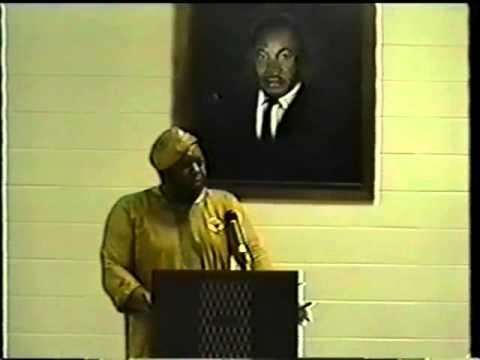 Black Holocaust & Black Media - Del Jones