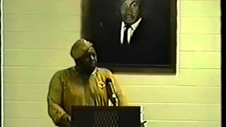 Del Jones | Black Holocaust & Black Media
