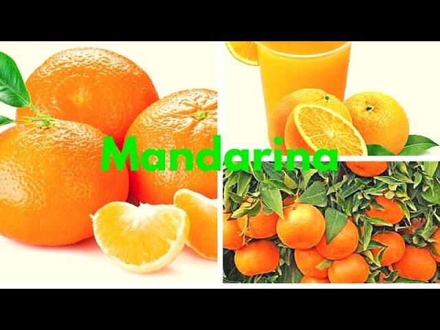 propiedades y beneficios de la mandarina para la salud