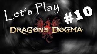 Let's Play Dragon's Dogma #010 [German|Xbox 360|Blind|HD]  - Tentakeln
