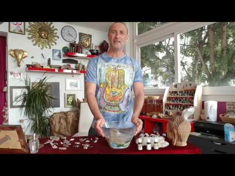 How to clear negative energy from crystals. | Cleanse Your Crystals
