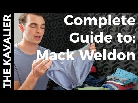 Mack Weldon's Full Line after 3 years - AirKnit X, 18 Hour Jersey, Boxer Briefs, Trunks & Unboxing