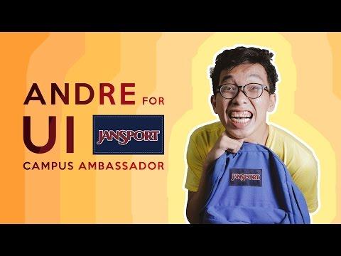 Jansport Campus Ambassador Universitas Indonesia 2017
