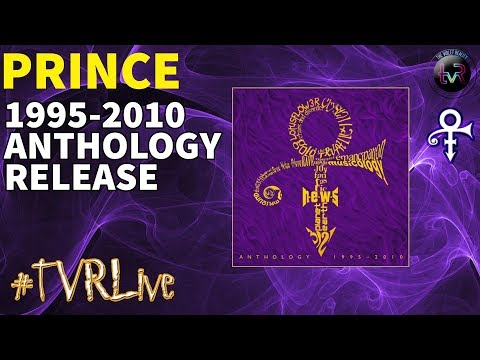 TVR Live : Prince Anthology 1995-2010 Discussion (Livestream)