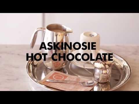 Askinosie Hot Chocolate