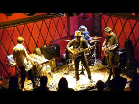 Aaron Comess and the Air Conditioned Gypsies, 2015-12-15