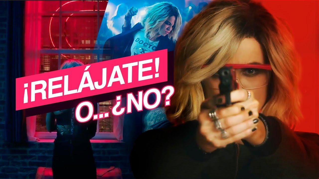 Gente recibiendo h*stias en JOLT   El Top   Prime Video España
