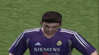 Pro Evolution Soccer 4 PS2 Gameplay HD
