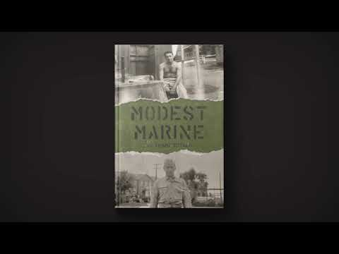Modest Marine (Book Trailer)