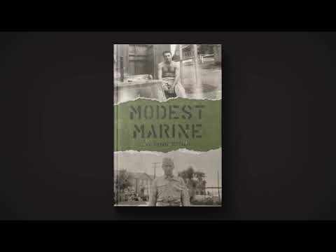 Modest Marine (Book Trailer)
