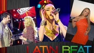 Demi, Paulina y Kelly Nuevas Amigas! LATIN BEAT