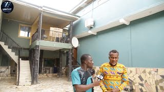 I've 15-Bedroom Mansion, 18-Bedroom Hotel & Companies - Lucky Mensah Shows Off His Riches