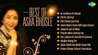 Best of asha bhosle - superhit songs - best bollywood songs - asha bhosle solo songs