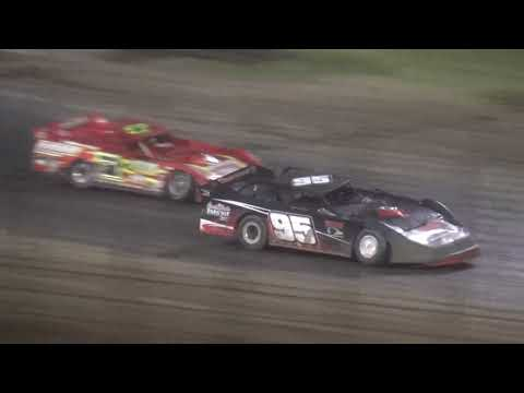 IMCA Late Model feature Davenport Speedway 6/8/18