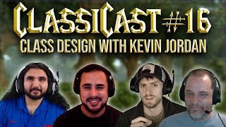 ClassiCast #16 | Class Design with Vanilla Developer Kevin Jordan