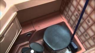 Наш домик на колёсах. Кэмпер.(Camper очень старый и позорный, но мы люди не гордые. Просто хотел показать, что можно быть бедным и жить красив..., 2012-07-13T08:32:23.000Z)