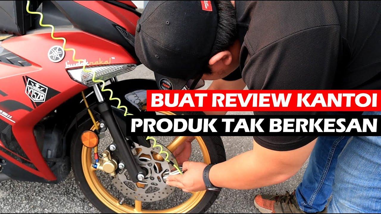 Buat Review Kantoi..!!! Produk Lock Kunci Tak Berkesan..