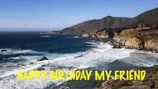 MyFriend   Beaches Playas - Happy Birthday