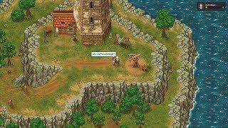 Graveyard Keeper проходження #7 - На риболовлі