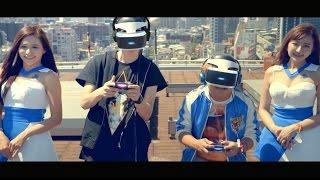 「去哪,由你決定!」PS VR的世界隨時歡迎你!!