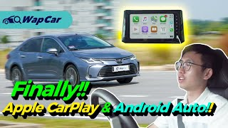 2020 Toyota Corolla Altis 1.8 G Review in Malaysia, Comfort Over Everything Else! | WapCar