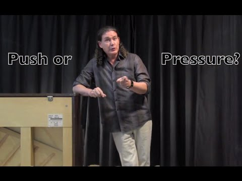 Do You Sing With Push or Pressure? (Important to Know Difference)