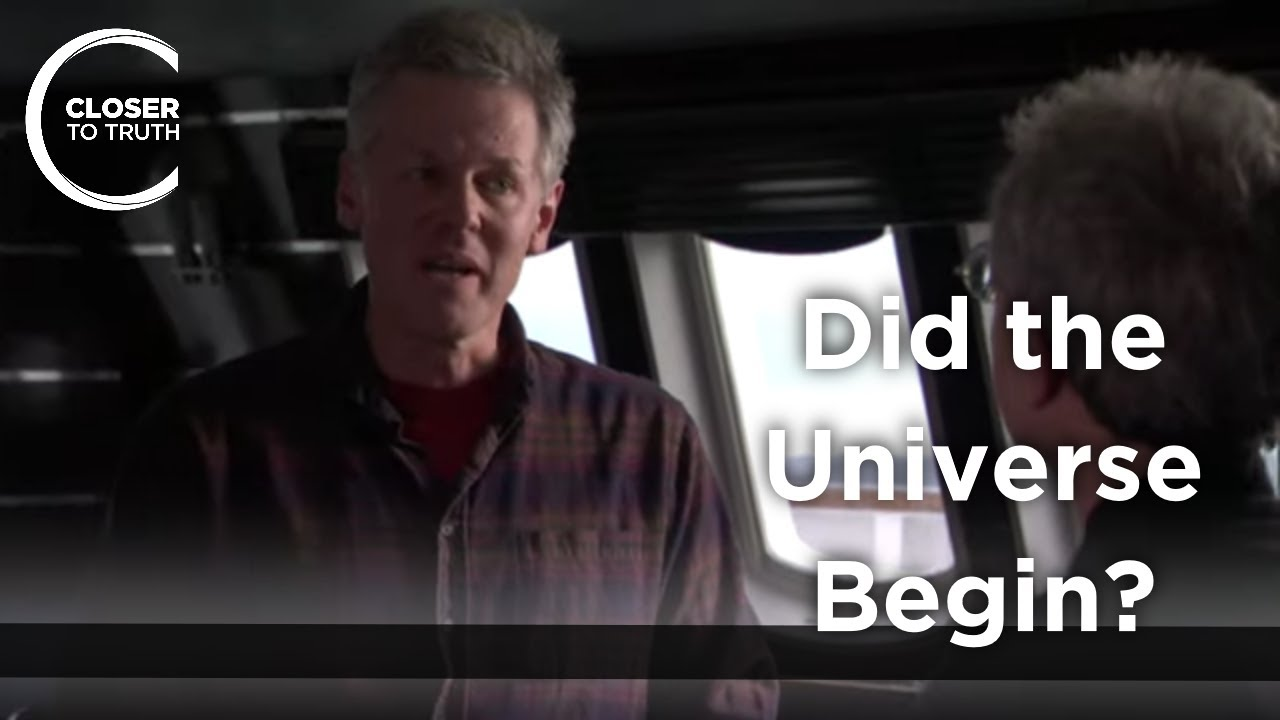 Andreas Albrecht - Did the Universe Begin?