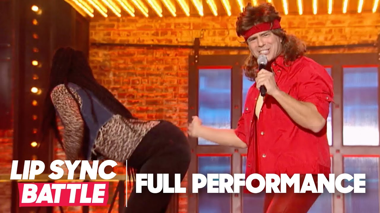 "Andy Cohen Performs ""I Found Someone"" & ""Working For The Weekend"" 