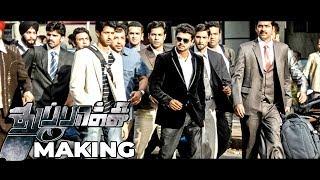 Thuppaki – 12 Men Shoot Out Scene Making | DOP Aravinnd Singh | Thalapathy Vijay