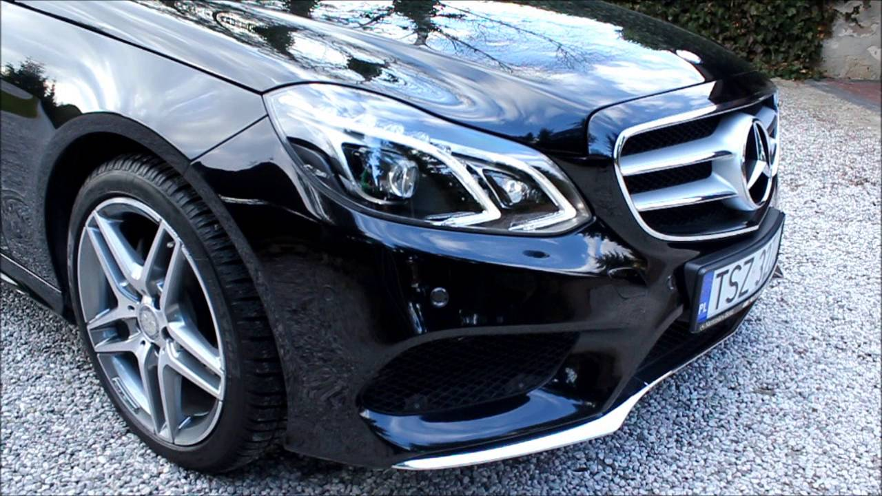 mercedes benz e class 220 cdi amg 2015 review start up sound youtube. Black Bedroom Furniture Sets. Home Design Ideas