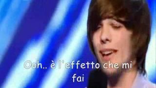 One Direction: provini per X Factor di Louis Tomlinson (sub.ita) sottotitoli italiano