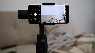 Moza Mini-MI Review - Awesome $109 Smartphone Camera Stabilizer!