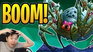 BOMB DRUID is STILL GOOD! | Hadronox Bomb Druid | The Boomsday Project | Hearthstone