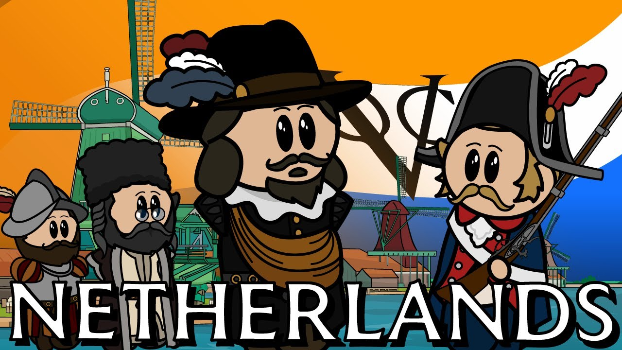 Download The Animated History of The Netherlands