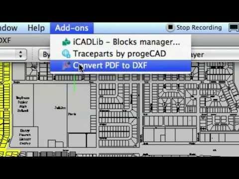 pdf to dwg converter online mac
