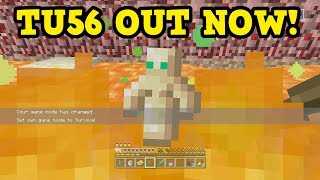 Minecraft Xbox 360 / PS3 TU56 Out NOW + EXCLUSIVE FEATURE